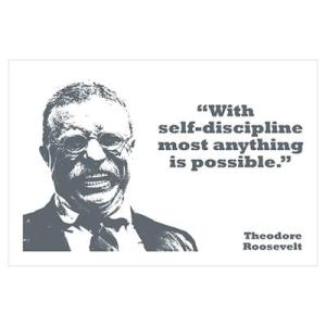 anything is possible with self disclipline