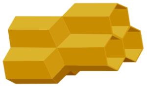 honeycomb ends
