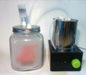 Ultrasonic Acetone Vapor Polisher