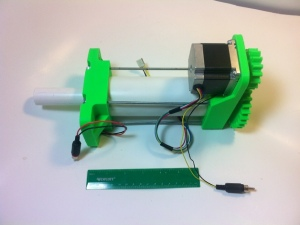 High Load Linear Actuator