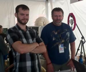 Scott Brusaw and Michael Graham