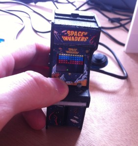 Tiny Screen Space Invaders
