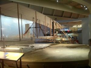 First Powered Manned Aircraft