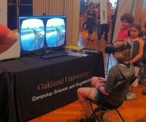 Oculus Prime Demo