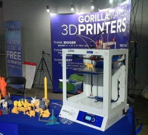 Gorilla Maker 3D printer