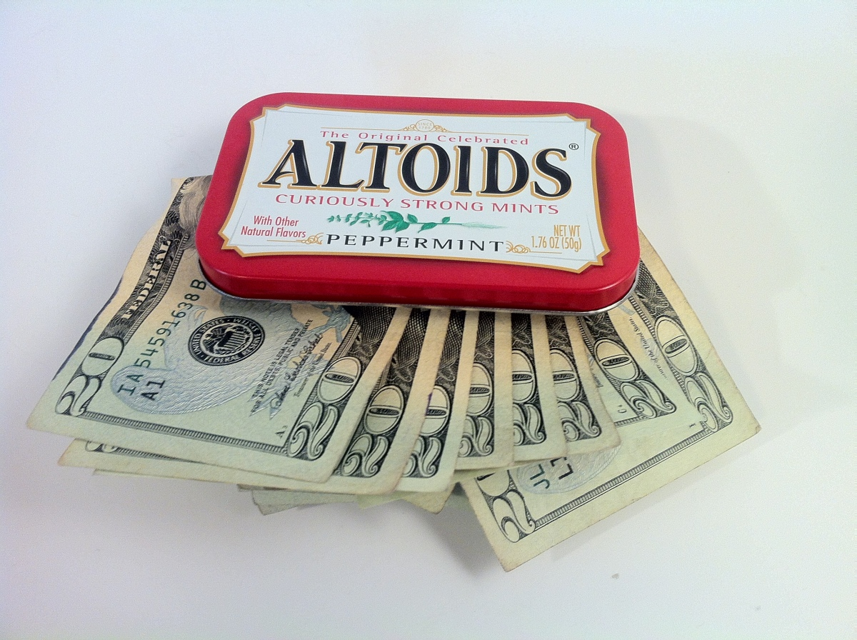 The Ultimate Altoids Tin Survival Kit Engineerdog