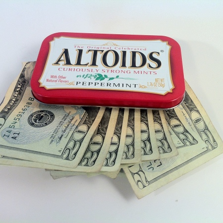 ultimate altoids survival kit