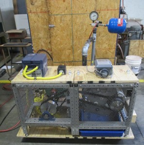 Accutek Custom Pump Testing Fixture