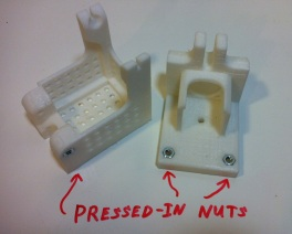 pressed nuts