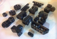 boosterpack full standard Printed parts