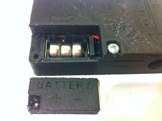 alarm batteries