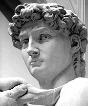 'Statue of David image'. Speaking of appreciating the effort that goes into art, how many people on earth today could even try to recreate something like this?